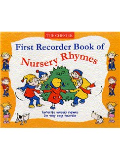 First Recorder Book Of Nursery Rhymes Books | Recorder