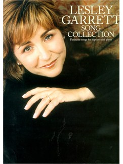 Lesley Garrett: Song Collection Books | Voice, Piano