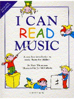 I Can Read Music Books |
