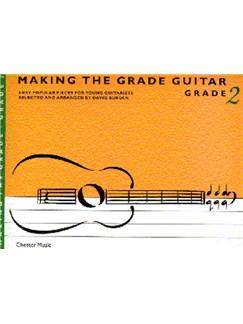 Making The Grade: Grade Two (Guitar) Books | Guitar