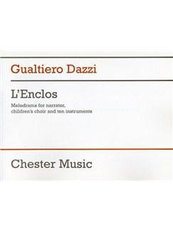 Gualtiero Dazzi: L'Enclos Books | Narrator, Children's Choir, Ensemble
