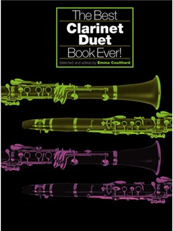 The Best Clarinet Duet Book Ever! Livre | Clarinette (Duo)