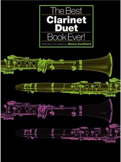 The Best Clarinet Duet Book Ever! Books | Clarinet Duet