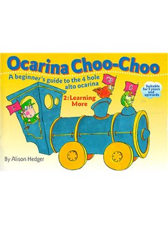 Ocarina Choo-Choo Book 2: Learning More Books | Ocarina