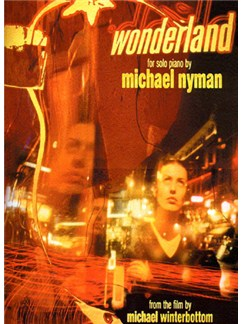 Michael Nyman: Wonderland (Solo Piano) Books | Piano