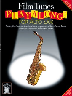Applause: Film Tunes Playalong For Alto Sax Books and CDs | Alto Sax