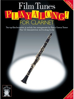 Applause: Film Tunes Playalong For Clarinet Books and CDs | Clarinet