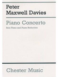 Peter Maxwell Davies: Piano Concerto (2 Piano Score) Bog | To klaverer