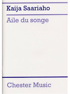 Kaija Saariaho: Aile Du Songe (Score) Books | Flute, Orchestra