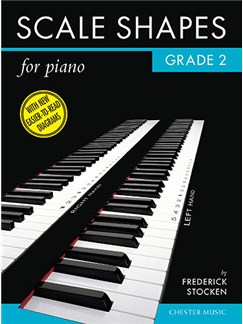 Frederick Stocken: Scale Shapes For Piano Grade 2 (Original Edition) Books | Piano