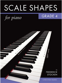 Frederick Stocken: Scale Shapes For Piano Grade 4 (Original Edition) Books | Piano
