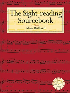 Bullard: The Sight-Reading Sourcebook For Piano Grade One Books | Piano