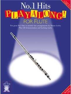 Applause: No.1 Hits Playalong For Flute Books and CDs | Flute