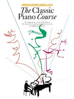 Classic Piano Course, Small Format Books | Piano