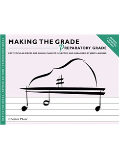 Making The Grade: Preparatory Grade - Revised Edition (Piano) Books | Piano