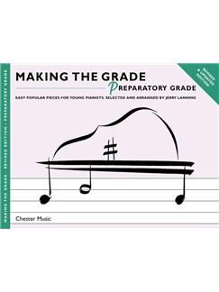 Making The Grade: Preparatory Grade - Revised Edition (Piano) Livre | Piano