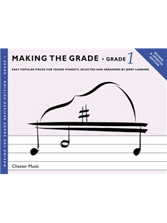 Making The Grade: Grade One - Revised Edition (Piano) Books | Piano