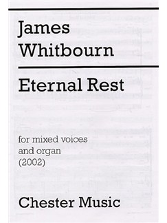 James Whitbourn: Eternal Rest Buch | SATB (Gemischter Chor), Orgelbegleitung