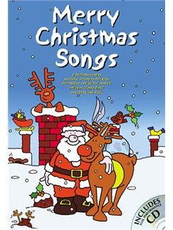 Merry Christmas Songs Books and CDs | Melody Line, Lyrics & Chords (with Chord Boxes)