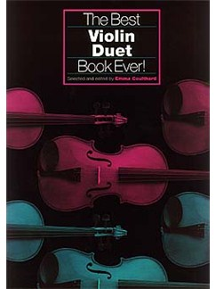 The Best Violin Duet Book Ever Books | Violin (Duet)