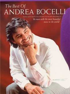 The Best Of Andrea Bocelli Books | Tenor, Piano