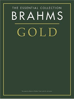 The Essential Collection: Brahms Gold Books | Piano