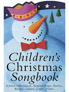 Children's Christmas Songbook Books | Piano, Vocal & Guitar (with Chord Symbols)