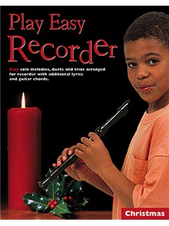 Play Easy Recorder: Christmas Books | Recorder
