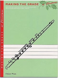 Making The Grade: At Christmas (Flute) Books and CDs | Flute, Piano