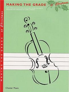 Making The Grade: At Christmas (Violin) Books | Violin, Piano