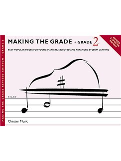 Making The Grade: Grade Two - Revised Edition (Piano) Books | Piano