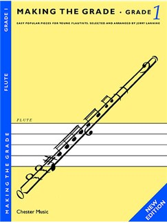 Making The Grade: Grade One - Revised Edition (Flute) Books | Flute, Piano