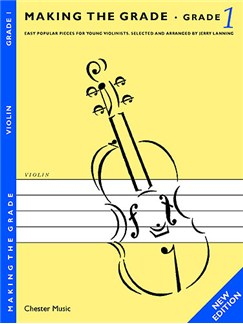 Making The Grade: Grade One - Revised Edition (Violin) Books | Violin