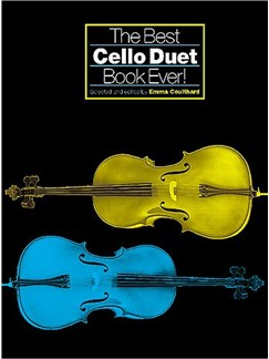 The Best Cello Duet Book Ever! Books | 2 Cellos
