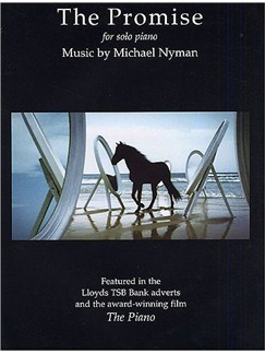 Michael Nyman: The Promise Books | Piano