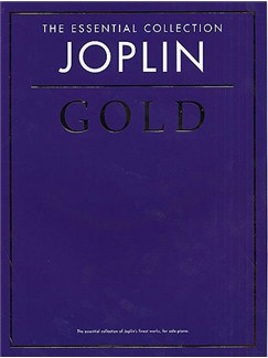 The Essential Collection: Joplin Gold Books | Piano