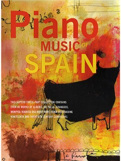 Piano Music Of Spain: Volumes One To Three Books | Piano