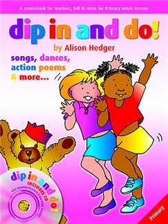 Alison Hedger: Dip In And Do! (Book/CD) Books and CDs | Unison, Piano
