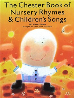 The Chester Book Of Nursery Rhymes And Children's Songs Books | Piano, Vocal & Guitar (with Chord Symbols)