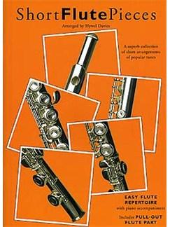 Short Flute Pieces Books | Flute, Piano Accompaniment