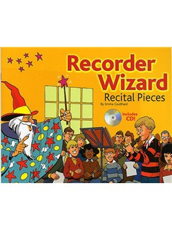 Recorder Wizard Recital Pieces: Pupil's Book Books and CDs | Recorder