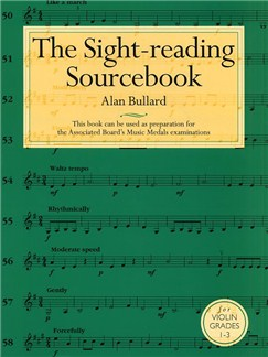 The Sight-Reading Source Book: Violin Grade 1 Books | Violin