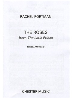 Rachel Portman: The Roses (The Little Prince) Books | SSA, Piano Accompaniment