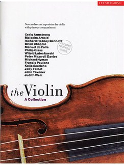 The Violin: A Collection Books | Violin, Piano Accompaniment