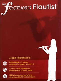 The Featured Flautist Books and CDs | Flute