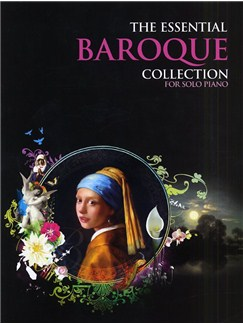 The Essential Baroque Collection Books | Piano