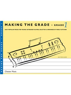 Making The Grade Keyboard - Grade 1 Books | Keyboard