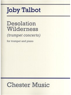 Joby Talbot: Desolation Wilderness (Trumpet/Piano) Books | Trumpet, Piano Accompaniment