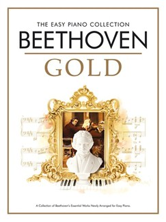 The Easy Piano Collection: Beethoven Gold Books | Piano