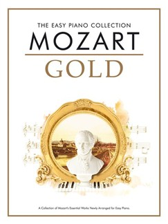 The Easy Piano Collection: Mozart Gold Books | Piano